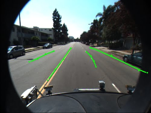 Caltech Lane Detection - Mohamed Alaa El-Dien Aly